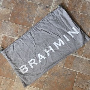 Brahmin dust bag 9 1/2 inches by 17 inches